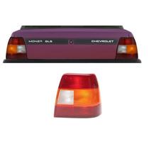 Lanterna Traseira Monza 91/96 Tricolor Direito