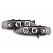 Par Farol Projetor Angel Eyes Led Sonar Vectra 96/98