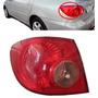 Lanterna Corolla Xli Xei Seg Esquerdo 2005 2006 2007 2008