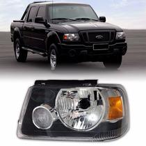 Par De Farol Dianteiro Ford Ranger 2004 2005 2006 2007 2008