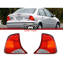 Lanterna Traseira Ford Focus Sedan 2004 2005 2007 2008 Par