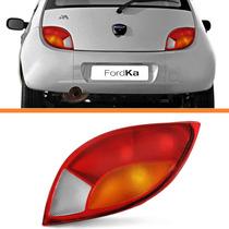 Lanterna Traseira Ford Ka 97 98 99 00 01 02tricolor Direito