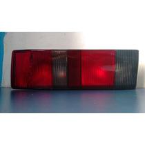 Lanterna Traseira Escort 87/88/89/90/91/92 Fume - Acrílico