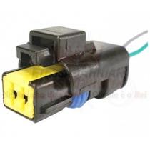 Chicote Conector 2 Vias Sensor Temperatura E Limpador Palio