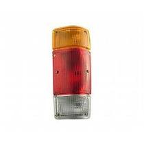 Lente Lanterna Traseira A20 C20 D20 85 Até 96 Tricolor - Ld