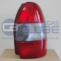Lanterna Traseira Fumê Fiat Palio Weekend 97 A 00 Ld Cibie