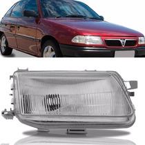Farol Chevrolet Astra 1993 1994 1995 1996 Cromado Ld
