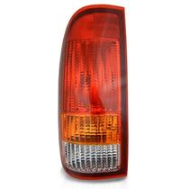 F250 99/12 Lanterna Traseira Esquerda Nova Importada