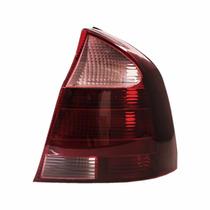 Lanterna Traseira Novo Corsa Sedan Rosa Joy Maxx Direito