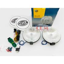 Farol Milha Hella 500 Fog- Completos - Kit - Porsche / Fusca