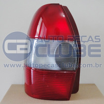 Lanterna Traseira Fumê Fiat Palio Weekend 96 A 00 Le Cibie