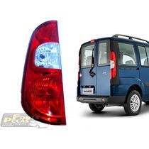 Lanterna Traseira Direita Fiat Doblô 2009 A 2014 1º Depo