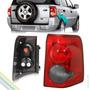 Lanterna Traseira Ecosport 4x4 08 09 10 11 12 Fumê