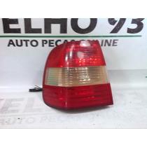 Lanterna Polo Sedan 2005 Traseira Esquerda