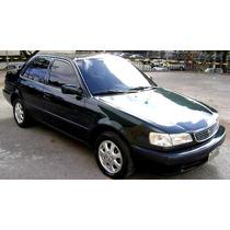 Grade Corolla 1998 1999 2000 20001 Cromada/preta