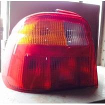 Lanterna Traseira Vw Logus Lado Esq. Tricolor Cibie 044883