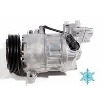 Compressor De Ar Condicionado Bmw 118 2011 Original - Tirado