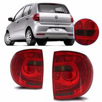 Lanterna Volkswagen Fox 2010 2011 2012 2013 Esquerdo