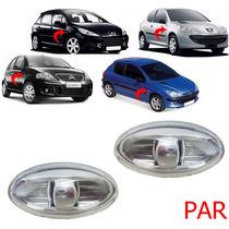 Par Pisca Seta Paralama Peugeot 206 207 307 Citroen C3
