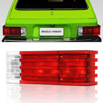 Lanterna Traseira Brasiliavariant7879 80 81 82 Bicolor Ld
