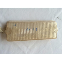 Lente Lanterna Dianteira Fiat 147 Ano 76 Cristal