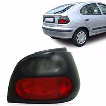 Lanterna Direita Fumê Renault Megane Hatch 96 97 98 99