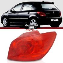 Lanterna Tras Peugeot 307 207 2008 2009 10 2011 2012 Direita