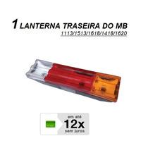Lanterna Traseira Caminhão Mb 1113 1518 2013 1418 1618 2318