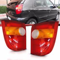 Lanterna Traseira Palio G1 2000 99 98 97 96 Tricolor