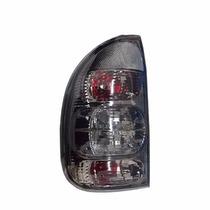 Lanterna Traseira Corsa Hatch 4 Portas Pick-up 00 - 02 Fumê