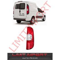 Lanterna Fiat Fiorino Lado Direito Ano 2014 2015