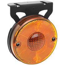 Lanterna Lateral Caminhão Led Randon Com Refletivo E Suporte