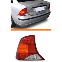 Lanterna Traseira Focus Sedan 2000 2001 2002 2003 04esquerdo