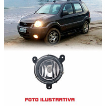Farol De Milha Ford Ecosport 2003 2004 2005 2006 2007 - Par