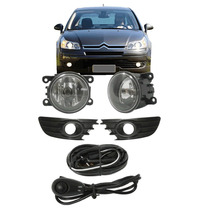 Kit Farol De Milha C4 Pallas Hatch/sedan