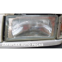 Farol Esquerdo Fiat Fiorino 2002 - Zafaflex Auto Peças