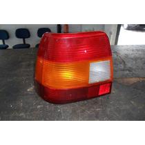 Lanterna Traseira Direita Tricolor Gm Monza Tubarão 91/96