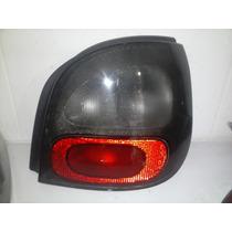 Lanterna Traseira Direita Renault Scenic 99 Original Fumê