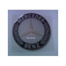 Emblema Estrela Mercedes Benz Adesivo