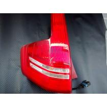 Lanterna Traseira Completa Original Citroen C4 Hatch Esquerd