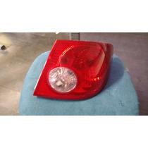 Lanterna Traseira Direita/lateral Corolla 2003/07 Seta Rosa