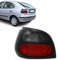 Lanterna Fumê Esquerda Renault Megane Hatch 96 97 98 99