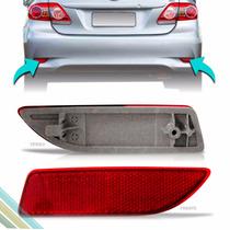 Defletor De Para-choque Original - Corolla 2012 A 2014 (cada