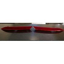 Refletor Parachoque Traseiro Gol G6 O Par