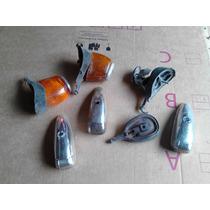 Byf23 Lanternas Caminhão Mercedes Antigo