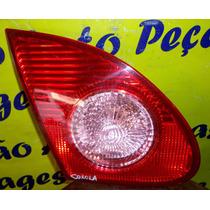Lanterna Traseira Tampa Corolla 03 04 05 06 07 Original