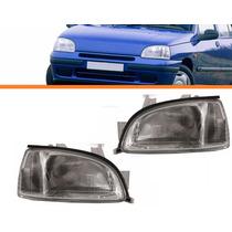 Farol Renault Clio 96 97 98 99 Par