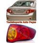 Lanterna Traseira Toyota Corolla Ano 2009 2010 2011 Novo L/d