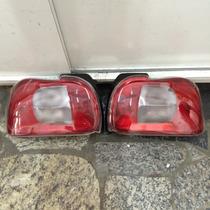 Par Lanterna Traseira Original Marea Sedan