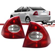 Lanterna Ford Focus Sedan 2009 2010 2011 2012 2013 Par